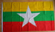 Myanmar 2010 Large Country Flag - 5' x 3'.